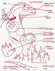 GODZILLA 2004 design sketches resize