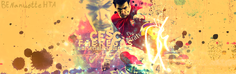 Cesc Fabregas by BG-Style