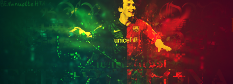 Leo Messi by BG-Style