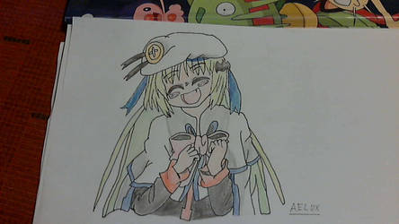 Kudryavka Noumi from little busters