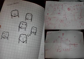 What I do during English+music