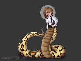 Snake by InterestingHuman