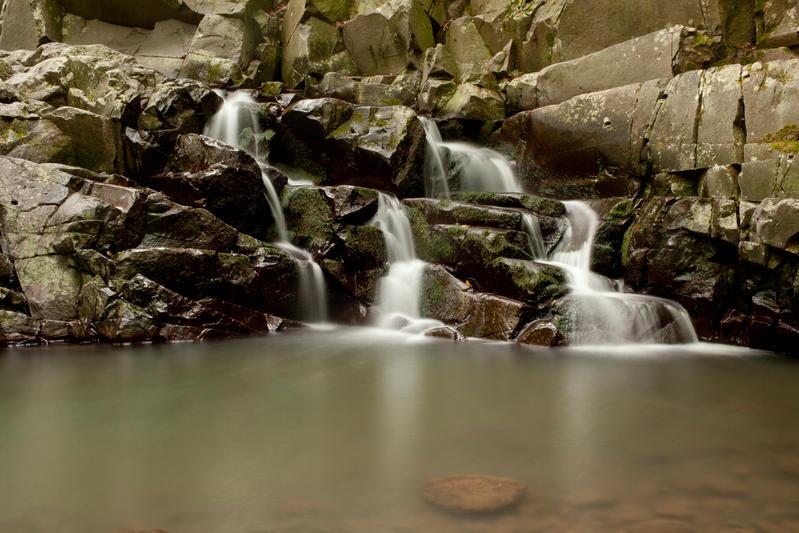 Waterfall by szorny-stock