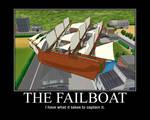 MMD Failboat