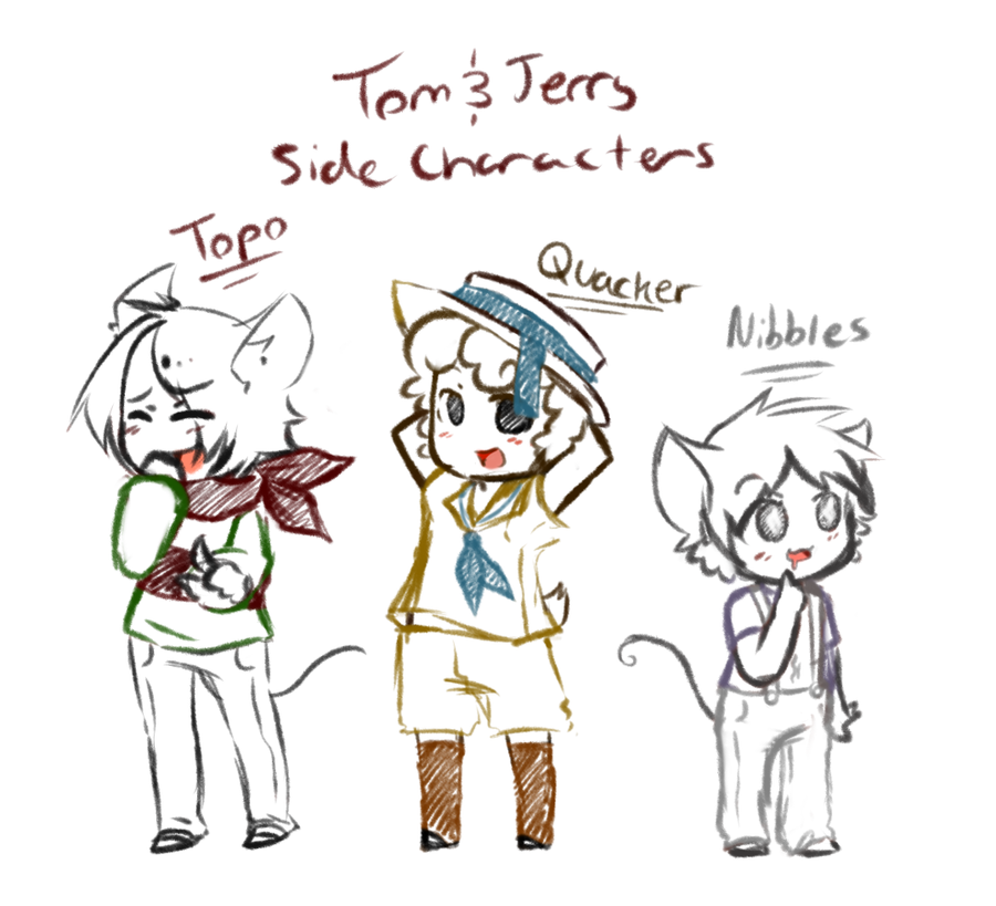 Tom And Jerry Human Characters | www.pixshark.com - Images ...