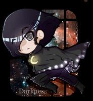 Sub Element Darkness by GeekyKitten64