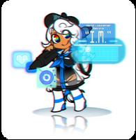 I.M. Redraw by GeekyKitten64