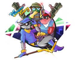 The Cooper Gang by GeekyKitten64