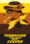 Tennessee Kid Cooper Head Shot