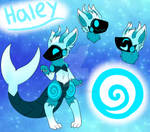 Haley Protogen~ -CO- by DemonicHysteria
