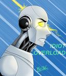 Fanart: Just a Robot
