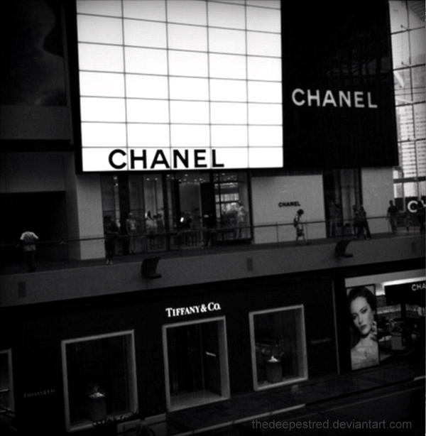 chanel. by yingyng