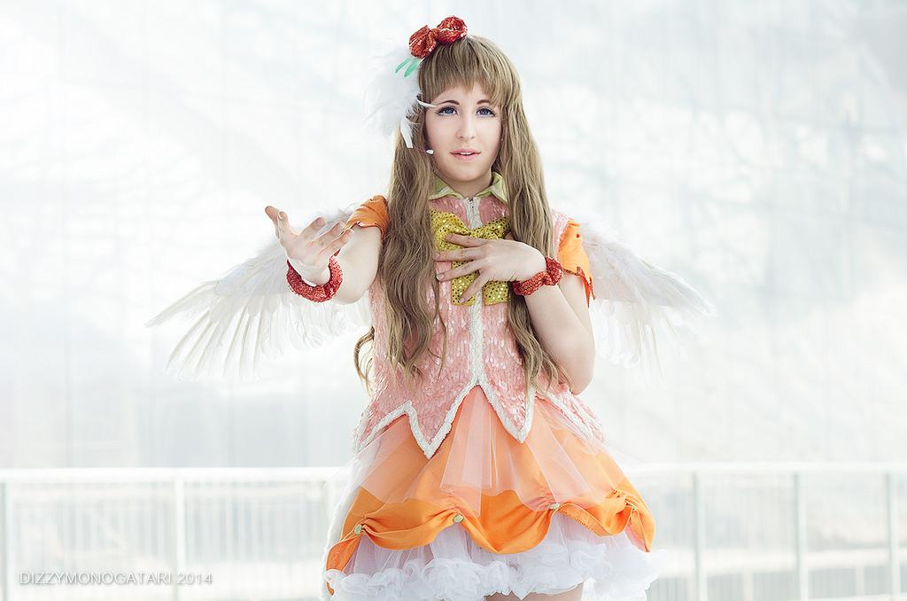 Ai Shindou-Kyoukai no kanata * Idol * by SHIcosplay