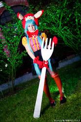 Miku Hatsune- Vocaloid * lots of laugh *