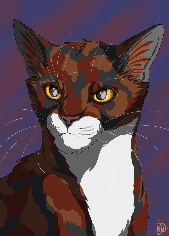 Warrior cats was oakheart and bluestar dating 4