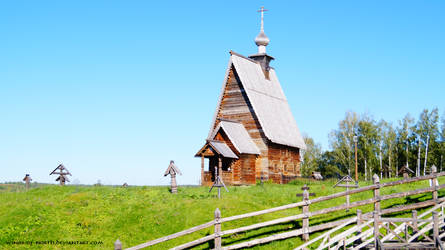 A Church in Plyos by Wings-Of-North