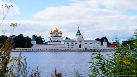 Ipatievsky Monastery, Kostroma by Wings-Of-North