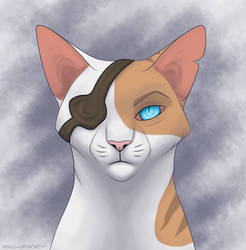 Dark!Brightheart (Lostface) by Wings-Of-North