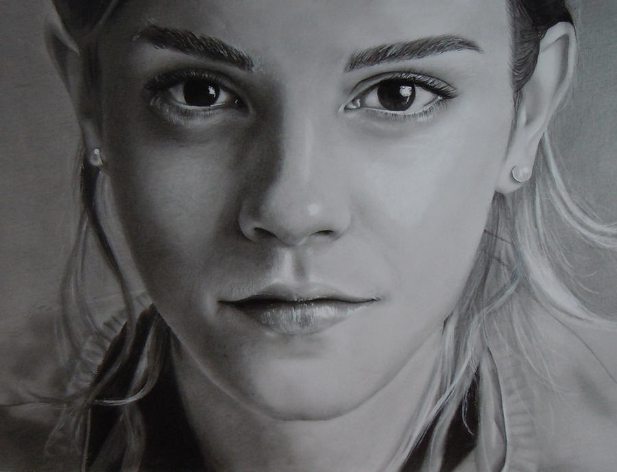 Emma watson by sarahfinnegan on deviantart for How to find inspiration for drawing