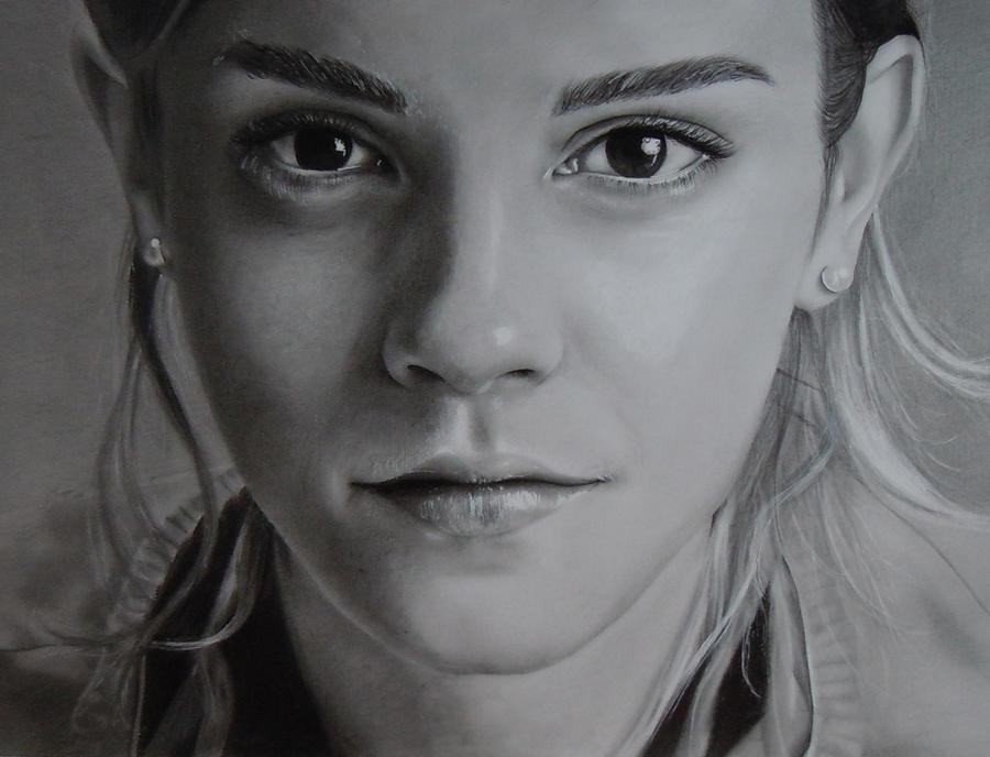 Emma Watson by SarahFinnegan