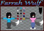 Farrah the Vixen (ref) by MostWanted06