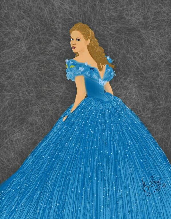Cinderella by Imarjuning
