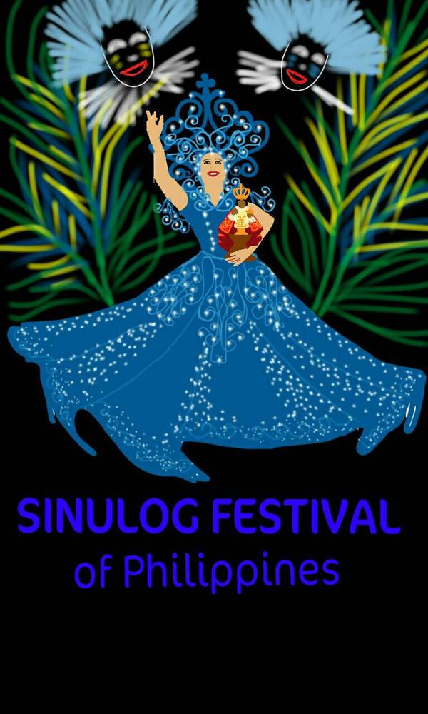 Sinulog Festival by Imarjuning