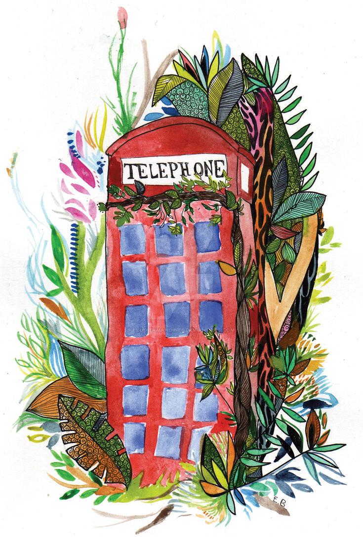 The British Jungle by ElodieAmandineB