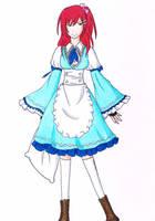 Nagamonogatari 6: DoE - Shitone Utatane by Blankeye-Sigma
