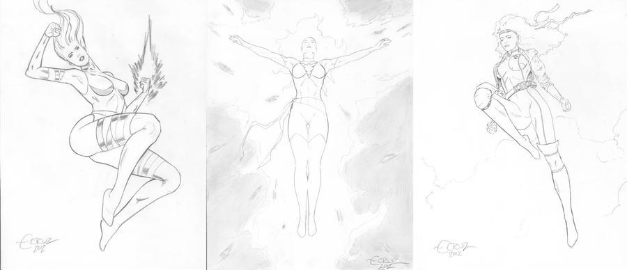 X-Women times 3 X_women_3_pack__1_psylocke__jean_grey_phoenix__rog_by_erickcruz-d5jrpi8