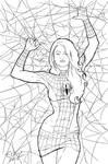 Mary Jane - Tangled - Digital Sketch