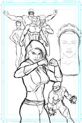 Redux Ms Amazing Ashcan pg 3 preview