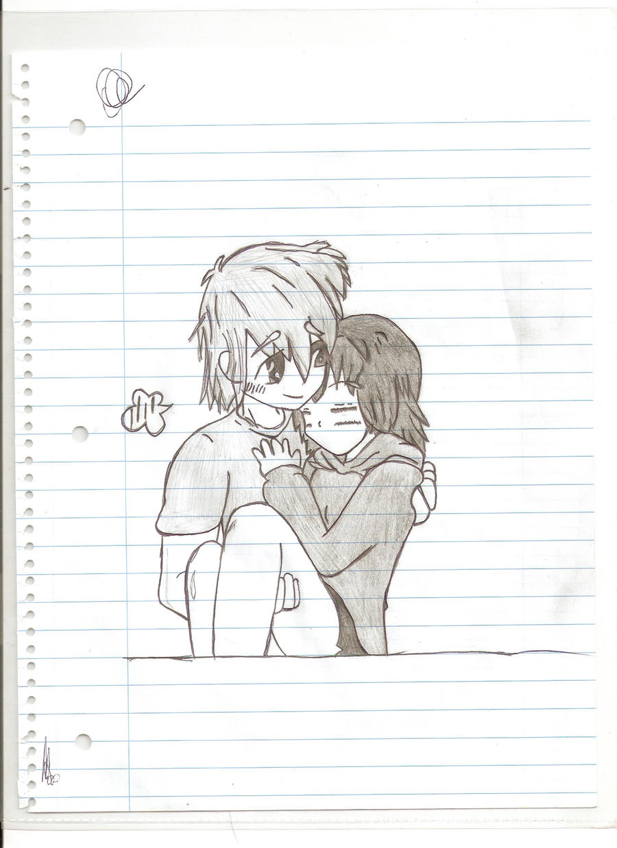 Cute Couple Drawings Cute Couples Easy To Draw