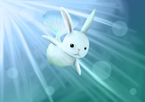 Sea bunny by Sheepisch