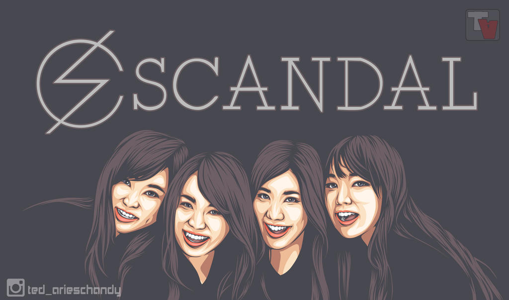 SCANDAL BAND by tedyarieschandy