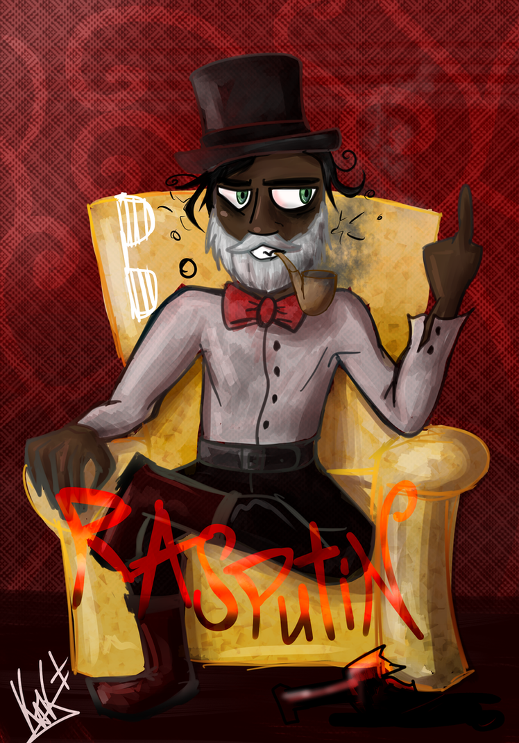 Rasputin by Rikokitten