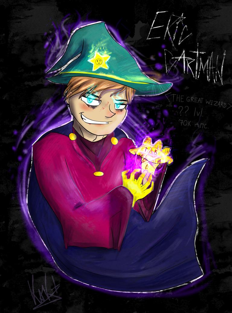 Eric Cartman {WIZARD} by Rikokitten