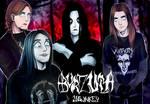 Varg Vikernes | Burzum by W-O-T-A-N