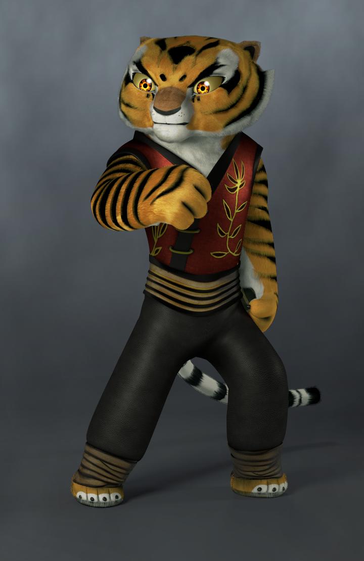 kung+fu+panda-tigress.jpg (image) | Kung fu panda, Panda