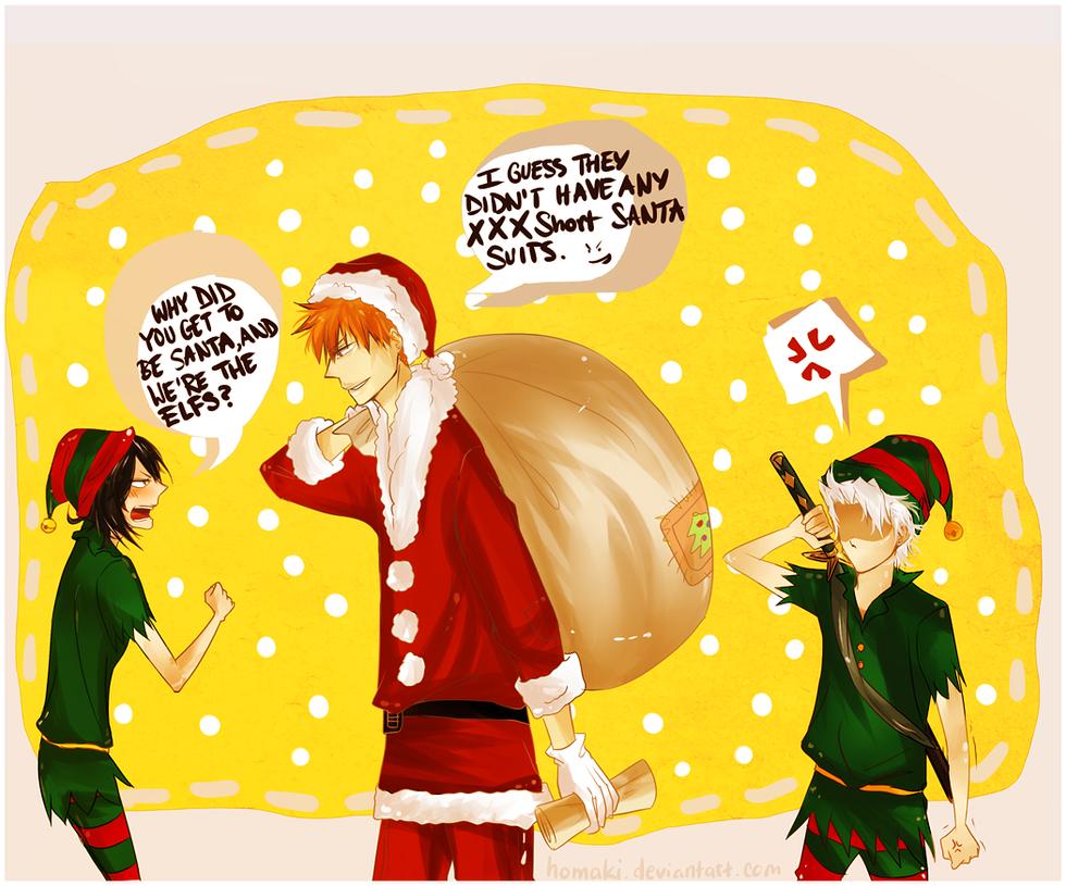 Merry Christmas by homaki