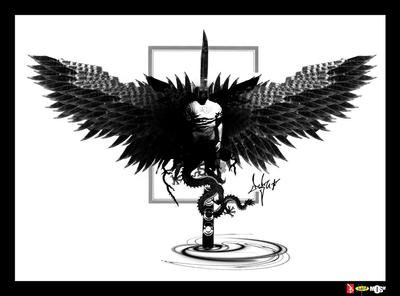 I am an Angel by MoshBilk
