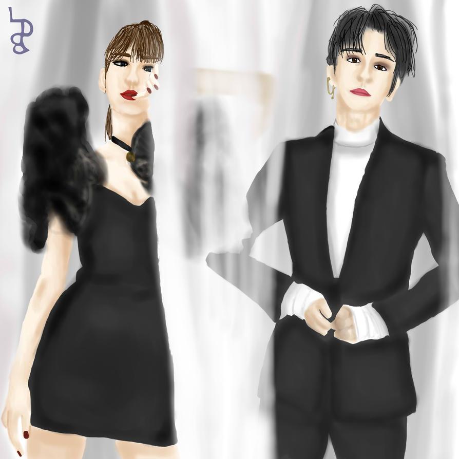 I Got Love For A Monster - BaekYeon by Inori346