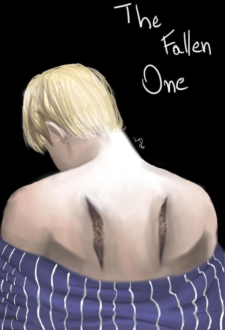 The Fallen One - BTS V by Inori346