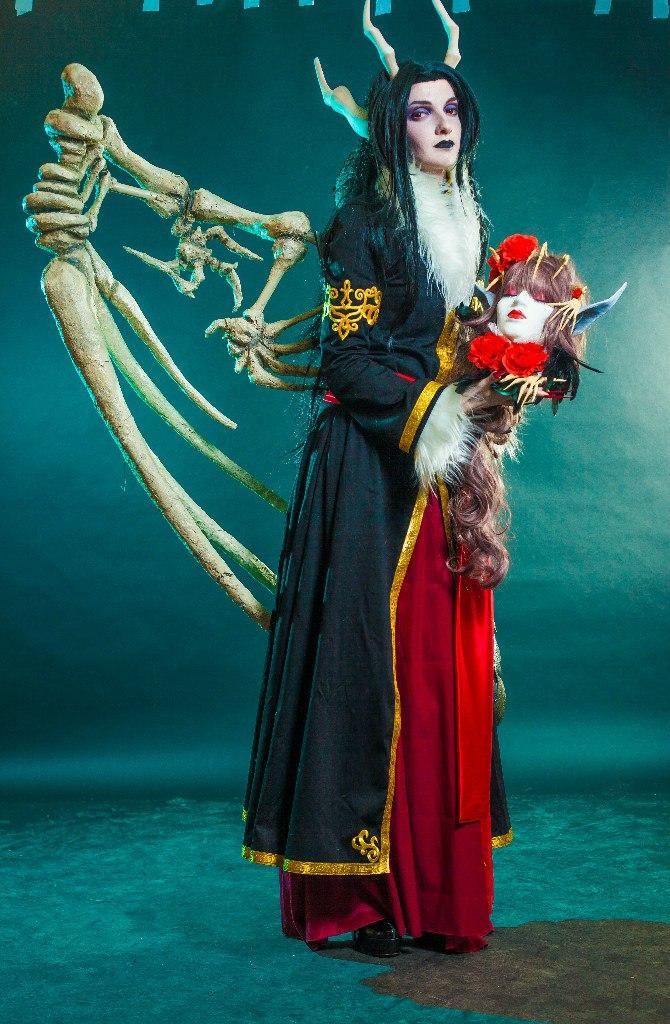 Animamundi: The Dark Alchemist by ShadeCramer