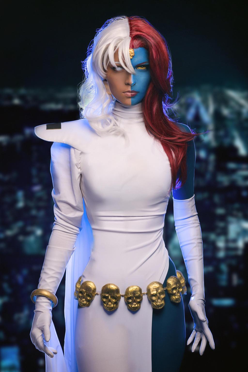X men mystique cosplay
