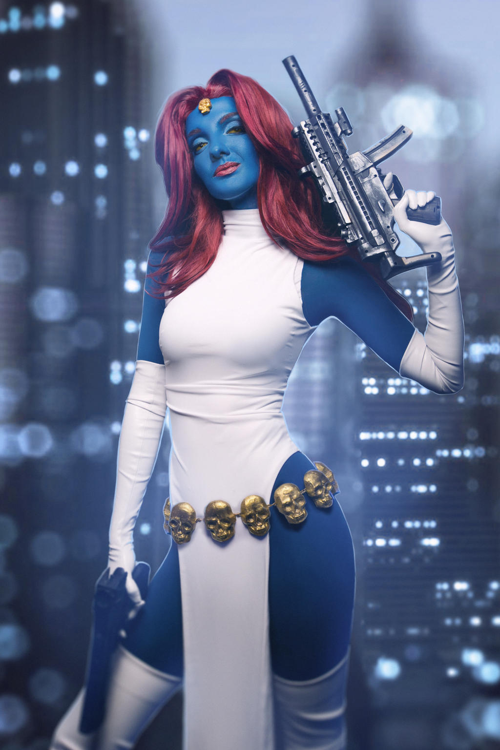 X-MEN - Mystique by ShadeCramer on DeviantArt