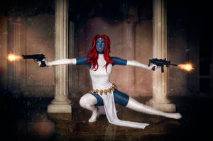 X-MEN - Mystique
