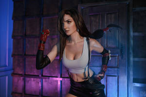 Final Fantasy VII - Tifa Lockhart by ShadeCramer
