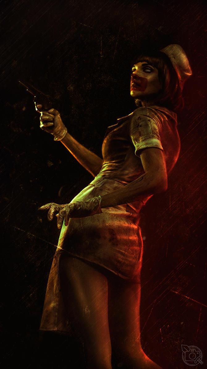 Silent Hill 3 - Nurse by ShadeCramer