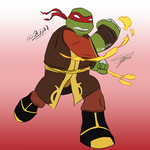 Raphael, the Firebender by Redworld96